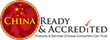 China Ready & Accredited Logo