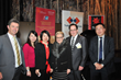 Dr David Gillespie, Fed Member for Lyne, Ms. Zilan Chen,  UnionPay International, Ms. Julia (Ting Ting) Gong, CEO CRA, Hon Bronwyn Bishop, Mr Garry Crockett, Global Executive Chairman CRA, Ian Wang UP