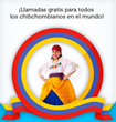 100% Off to Call Colombia on Independence Day, with LlamaColombia.com
