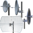 High-performance Parabolic Dish Antenna Series Just Introduced By ZDA...