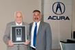 Bridgewater Acura Reaches a Special Milestone