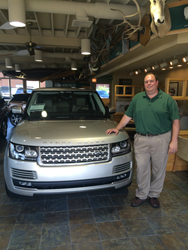 Dan Gallovitch Land Rover Hinsdale