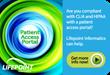 Patient Access Portal