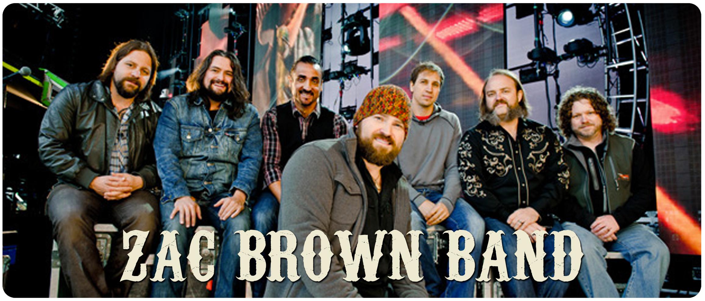 Zac Brown Band Announce New Oz Tour Dates - Kix Country Radio Network