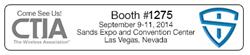 CTIA Las Vegas iShieldz Booth 1275
