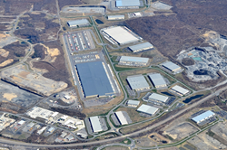 Considered fastest growing business park in Pennsylvania