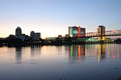 Shreveport is an ideal destination for conventions because it offers great facilities, amenities, and service.
