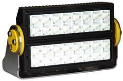 High Intensity LED Light with an IP69K Protection Rating