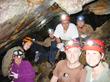 A beginner cave trip in Vermont
