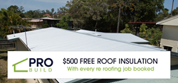Brisbane Re Roofing Promotion