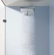 Puravida 400 AIR Rainfall Shower Head with Shower Arm 27437001