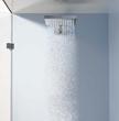 Puravida 400 AIR Rainfall Shower Head with Shower Arm 27437001