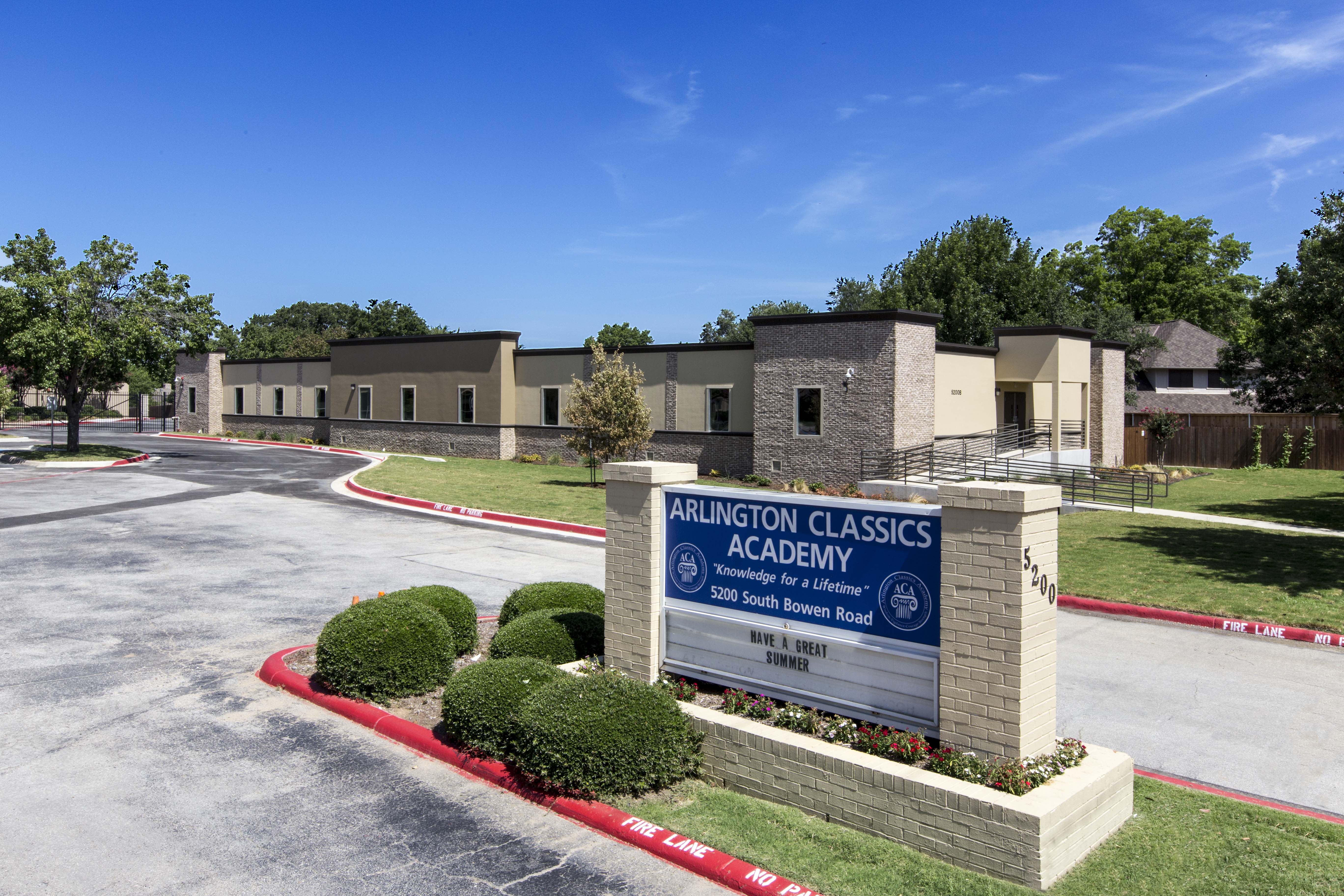 ramtech completes new modular building wing for arlington