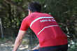 The Cycling Ride Pouch—sized to fit exactly into a cycling jersey pocket