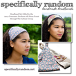 Stylish Fashion Headbands from Specifically Random Beverly Hills Bound in Time for Primetime Emmys