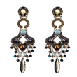 Fall 2014 Black Magic Earrings