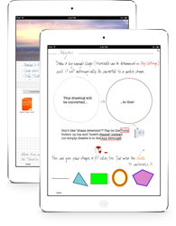 Notes Plus iPad Note Taking