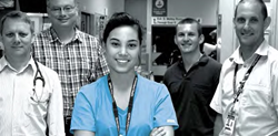 Gold Coast Hospital - Hospital Intranet & Staff