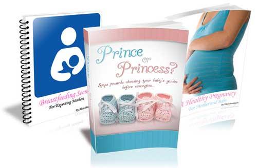Natural Baby Gender Selection Book