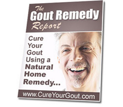 Gout Natural Remedy Report Review Product Order