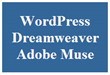 WordPress Vs. Adobe Muse Vs. Dreamweaver - Comparison From...