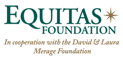 Together, David & Laura Merage are the founders of several philanthropic organizations, including their newest venture, Equitas, which was launched in December 2013.