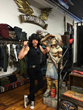 Marky Ramone Rocks Robin's Jean For Upcoming Comic Con