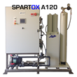 SPARTOX A120 Ozone Water Treatment system