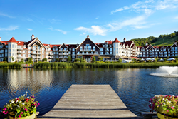 The Westin Trillium house at Blue Mountain, Ontario, Canada