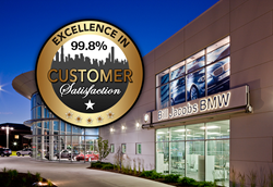 Bill Jacobs BMW Customer Satisfaction 100%