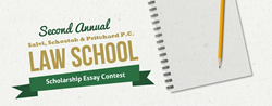 Chicago personal injury law firm law school scholarship essay contest
