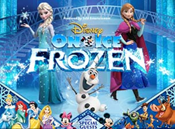 Disney on Ice, Frozen