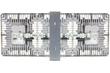 Explosion Proof LED Light Fixture that provides 36,000 lumens of light