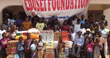 Edusei Foundation Donates Food and Needed Items to Kumasi Children's...