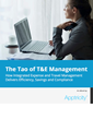 Apptricity identifies four benefits of integrated expense and travel management