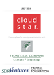 SDR Ventures Acts as Advisor to Cloud Star Corporation in a Majority...