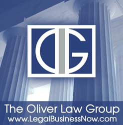 The Oliver Law Group P.C. successfully navigating the legal landscape for businesses. Business Instincts. Legal Success. Contact the Oliver Law Group P.C. for a free business consultation by calling (800) 939-7878 or visiting www.legalbusinessnow.com