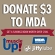 Jiffy Lube® Supports Fight Against Muscle Disease with Third...