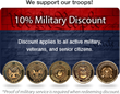 MNM Companies Announces Support and Discounts for Military & Their...