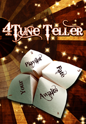 4Tune Teller splash page