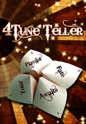 4Tune Teller splash page