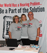 The HearStrong Foundation Provides Hearing Healthcare Awareness at the NBC 4 New York and New York Giants Health & Fitness Expo 2014