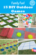 Fun Yard Games Have Been Released On Kids Activities Blog