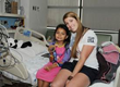 On Wednesday, July 16, Patients at Texas Children's Hospital Were...