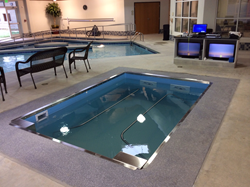 Carolina Village Hydrotherapy Room