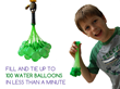 Crowdfunding Campaign For Quick-Fill Water Balloon System, Bunch O...
