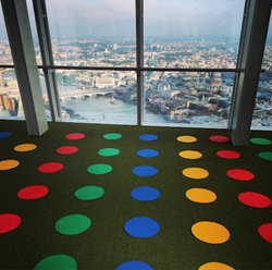 DoingSomething new Twist on Dating on top of The Shard