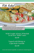 Sea Island Shrimp House Presents Fish Isabel for Lighter Summer Dining