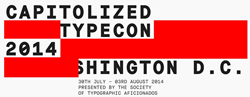 TypeCon 2014: Capitolized