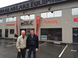 Blair Gourlay and Todd Sevrens at DLE Surrey Branch in British Columbia